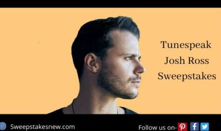 Tunespeak Josh Ross Sweepstakes