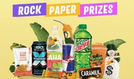 Circle K Rock Paper Prizes Contest