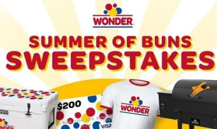 Wonder Bread Summer Sweepstakes
