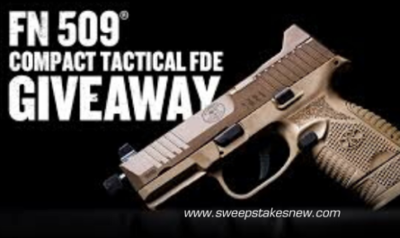 Fn America June Gun Sweepstakes