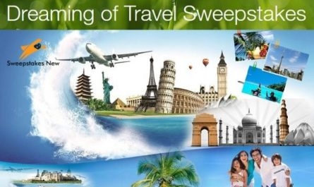 Dreaming of Travel Sweepstakes