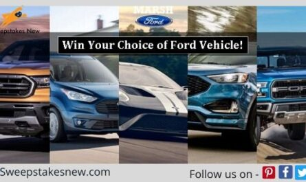 Essence Festival Ford Vehicle Sweepstakes
