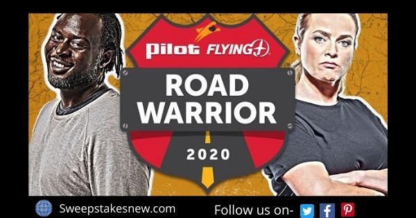 Pilot Flying J Road Warrior Contest