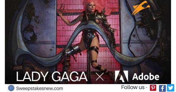 Lady Gagas Adobe Chromatica Contest