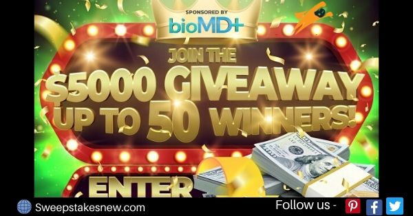 Biomd Summer Giveaway