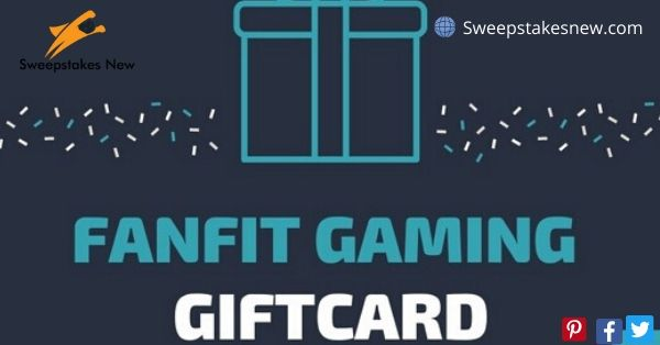 FanFit Gaming Gift Card Giveaway