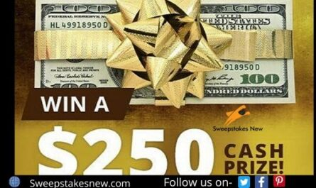 PrizeGrab $250 Cash Giveaway