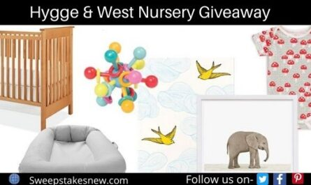 Hygge & West Nursery Giveaway