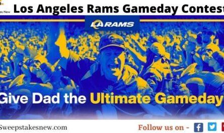 Los Angeles Rams Gameday Contest