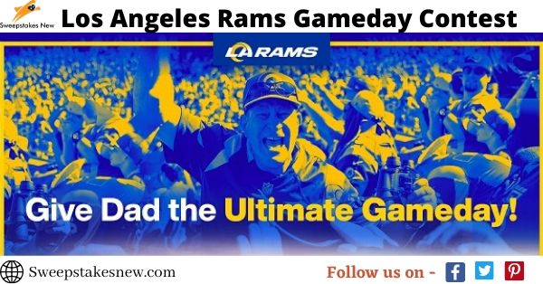 Los Angeles Rams Gameday Contest