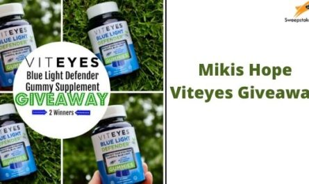 Mikis Hope Viteyes Giveaway
