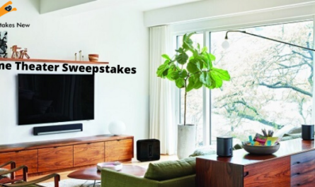 Home Theater Sweepstakes