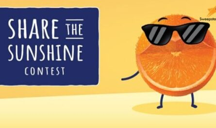 Sunkist Fruit Snacks Sweepstakes