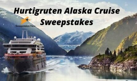 Hurtigruten Alaska Cruise Sweepstakes