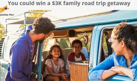 Vrbo Road Trip Sweepstakes