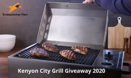 Kenyon City Grill Giveaway 2020