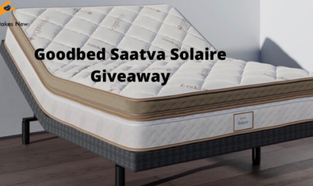 Goodbed.com Saatva Solaire Giveaway
