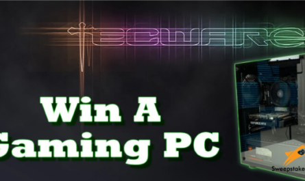 ETeknix Tecware Gaming PC Giveaway