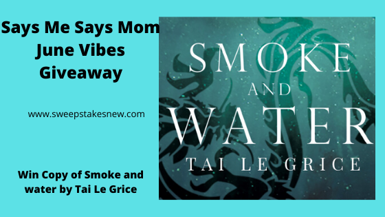 Says Me Says Mom June Vibes Giveaway