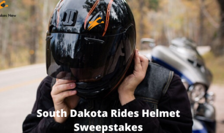 South Dakota Rides Helmet Sweepstakes