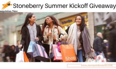 Stoneberry Summer Kickoff Giveaway