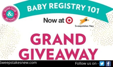Bump Club and Beyond Baby Registry Giveaway