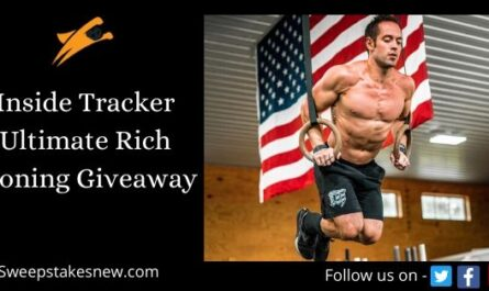 Inside Tracker Ultimate Rich Froning Giveaway