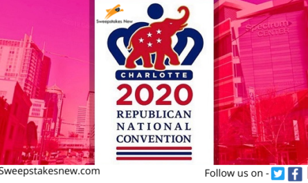 Republican National Convention Sweepstakes