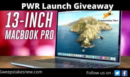Knewz Apple MacBook Pro Sweepstakes