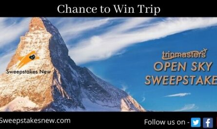 Tripmasters Free Tickets Sweepstakes