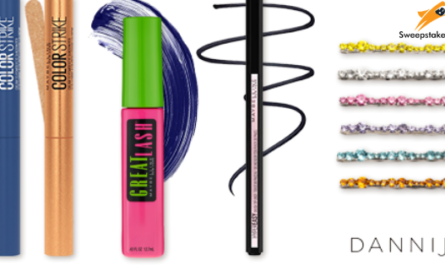 Maybelline Beauty Closet Sweepstakes