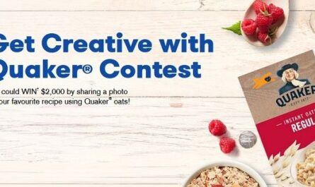Get Creative with Quaker Contest
