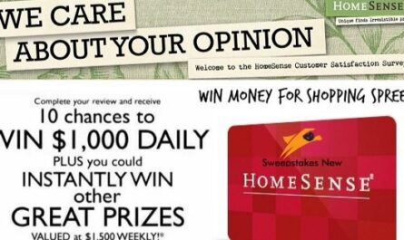 Homesensecares Customer Survey