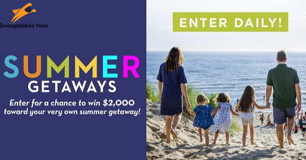 Mid West Living Summer Getaways Sweepstakes