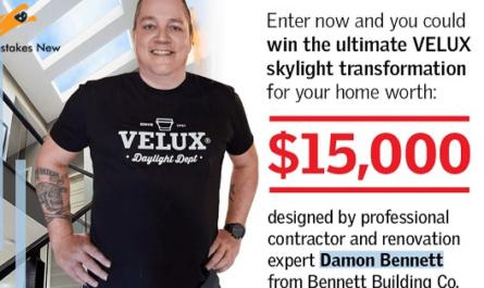 HGTV Velux Skylight Contest