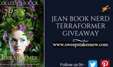 Jean Book Nerd Terraformer Giveaway