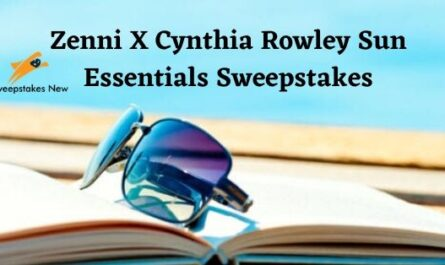 Zenni X Cynthia Rowley Sun Essentials Sweepstakes