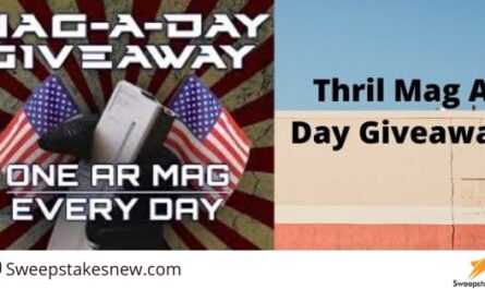 Thril Mag A Day Giveaway