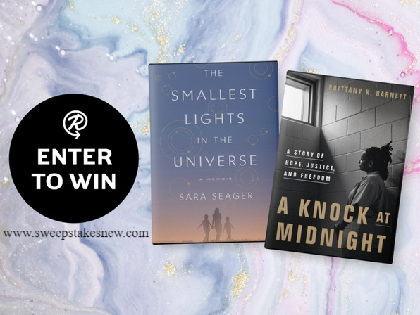 The Smallest Lights In The Universe Sweepstakes