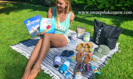 Unstoppable Summer Giveaway