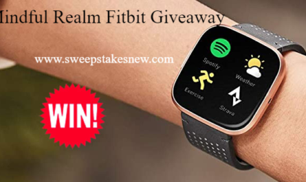 Mindful Realm Fitbit Giveaway