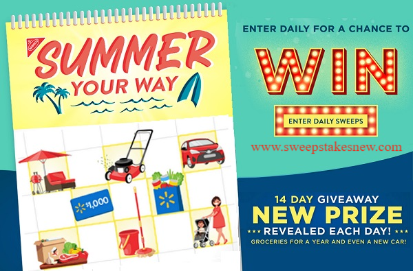 Nabisco Summer Your Way Sweepstakes