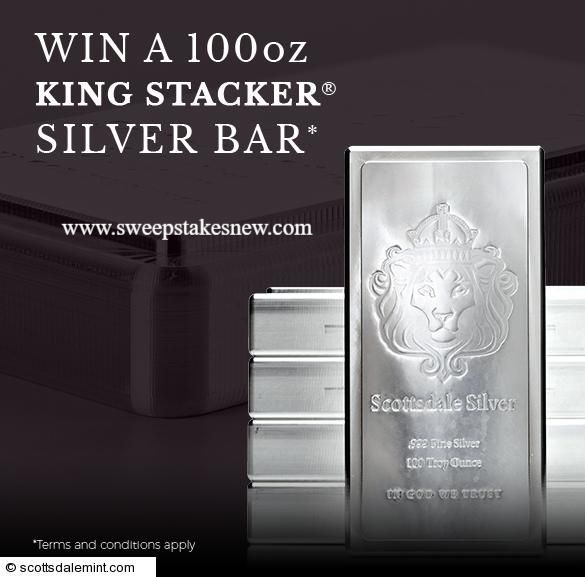 Silver Stacker Contest
