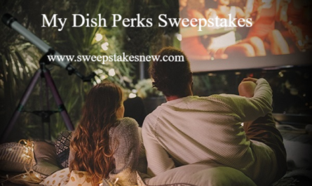My Dish Perks Sweepstakes