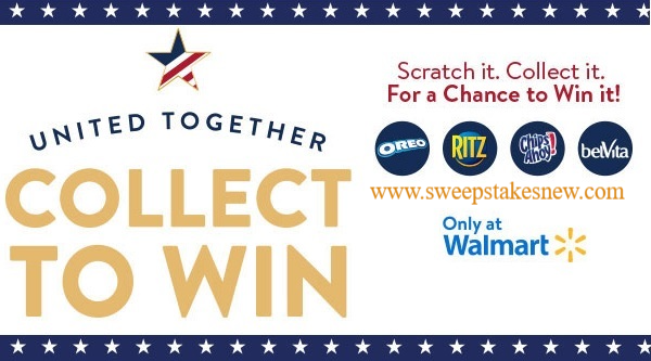 Walmart Collect To Instant Win Game