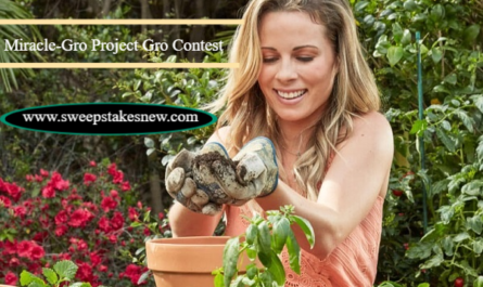 BHG.com Miracle-Gro Project Gro Contest