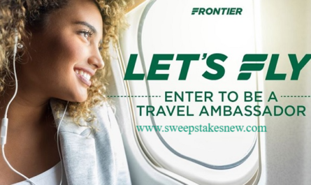 Frontier Airlines Let's Fly Contest