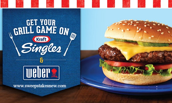 Kraft Singles Ultimate Grill Instant Win Game