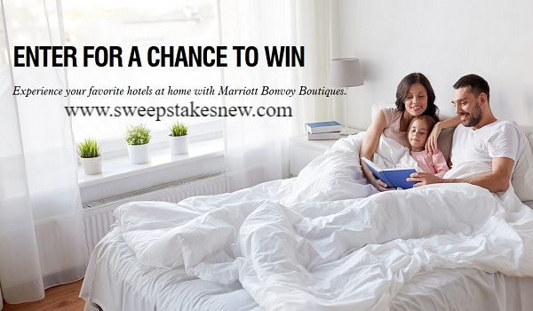 Hotels at Home Spring Sweepstakes