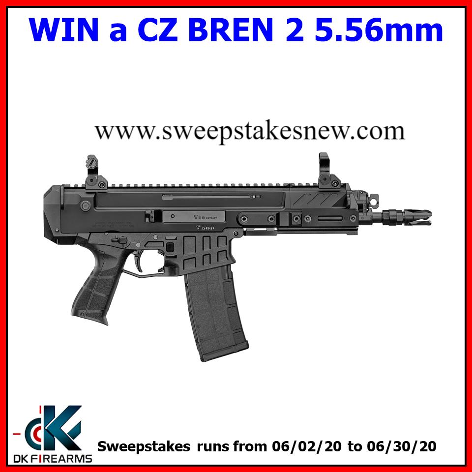 Dk Firearms Gun Giveaway